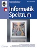 Informatik Spektrum 6/2020