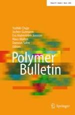 Polymer Bulletin 3/2018