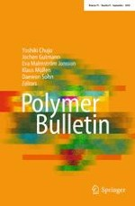 Polymer Bulletin 9/2018
