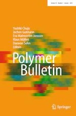Polymer Bulletin 1/2019