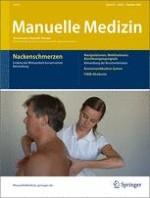 Manuelle Medizin 5/2005
