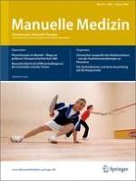Manuelle Medizin 1/2009