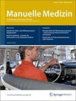 Manuelle Medizin 5/2009