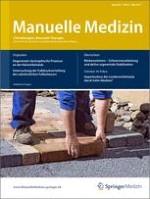 Manuelle Medizin 2/2011