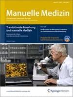Manuelle Medizin 1/2012