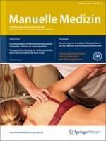 Manuelle Medizin 3/2012