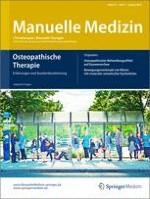 Manuelle Medizin 4/2013