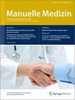 Manuelle Medizin 6/2013