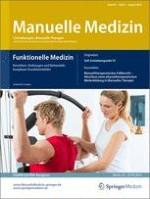Manuelle Medizin 4/2014