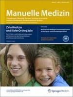 Manuelle Medizin 5/2014