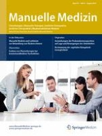 Manuelle Medizin 4/2015