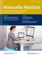 Manuelle Medizin 3/2016