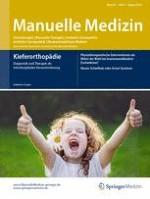 Manuelle Medizin 4/2016