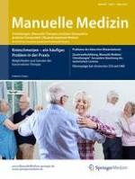 Manuelle Medizin 1/2017