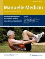 Manuelle Medizin 1/2018