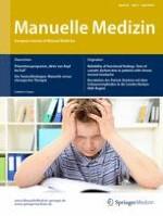 Manuelle Medizin 2/2018
