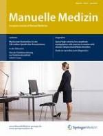 Manuelle Medizin 3/2018