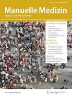 Manuelle Medizin 6/2019