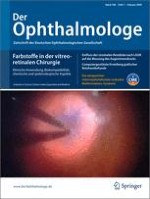 Der Ophthalmologe 1/2009