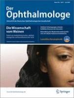 Der Ophthalmologe 7/2009