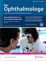 Der Ophthalmologe 8/2009