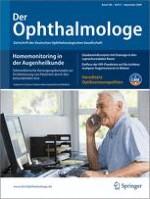 Der Ophthalmologe 9/2009