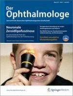 Der Ophthalmologe 7/2010