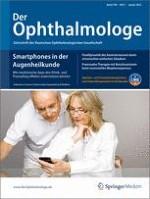 Der Ophthalmologe 1/2012