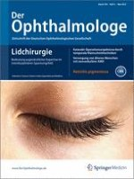 Der Ophthalmologe 5/2012
