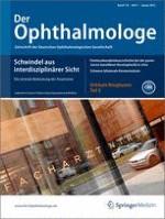 Der Ophthalmologe 1/2013
