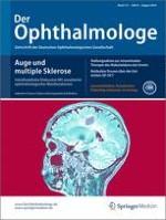 Der Ophthalmologe 8/2014