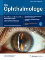 Der Ophthalmologe 12/2015