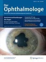 Der Ophthalmologe 5/2016