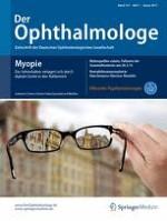 Der Ophthalmologe 1/2017