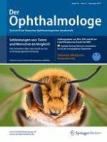 Der Ophthalmologe 11/2017