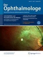 Der Ophthalmologe 12/2017