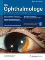 Der Ophthalmologe 1/2018