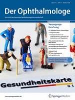 Der Ophthalmologe 10/2018