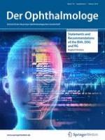 Der Ophthalmologe 1/2019