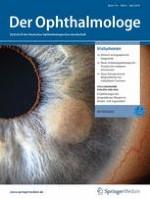 Der Ophthalmologe 4/2019