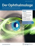 Der Ophthalmologe 6/2019