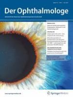 Der Ophthalmologe 7/2019