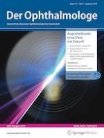 Der Ophthalmologe 9/2019