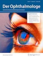 Der Ophthalmologe 1/2020