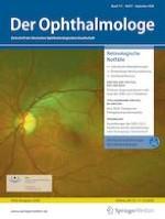 Der Ophthalmologe 9/2020