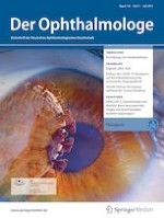 Der Ophthalmologe 7/2021