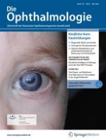 Der Ophthalmologe 5/2001