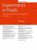 Experiments in Fluids 3/2012