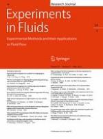 Experiments in Fluids 5/2013