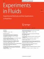 Experiments in Fluids 7/2013